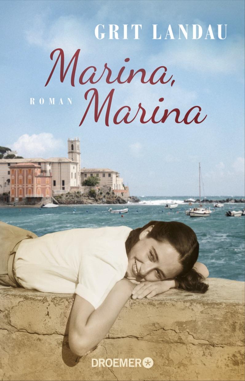 "Buchcover: Grit Landau: ""Marina, Marina"" Droemer"