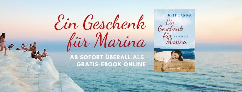 """Vorgeschichte zum Riviera-Roman """"Marina, Marina"""" von Grit Landau"""