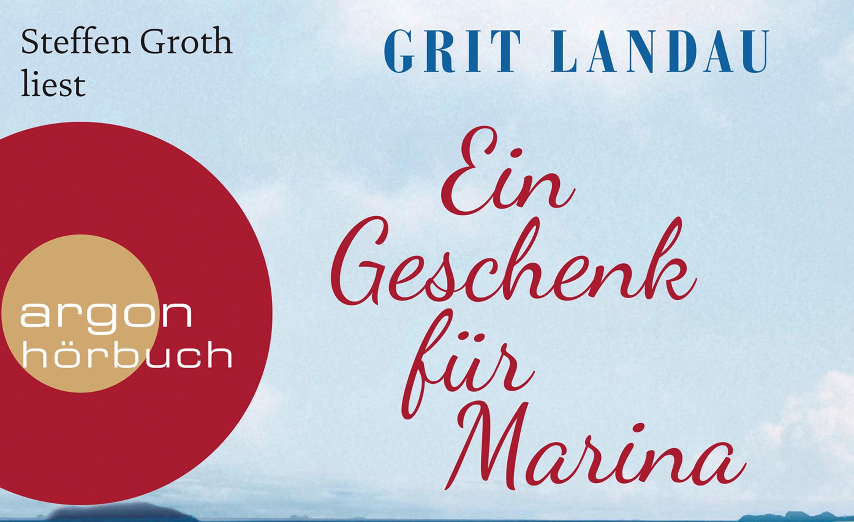 """Der Riviera-Roman """"Marina, Marina"""" von Grit Landau (Droemer 2019)Grit Landau: """"Marina, Marina"""" (Droemer)"""