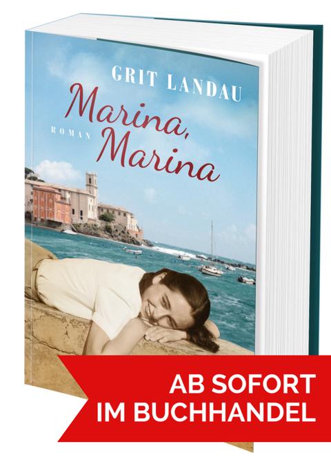 "Grit Landau: ""Marina, Marina"" - ab sofort überall erhältlich!"