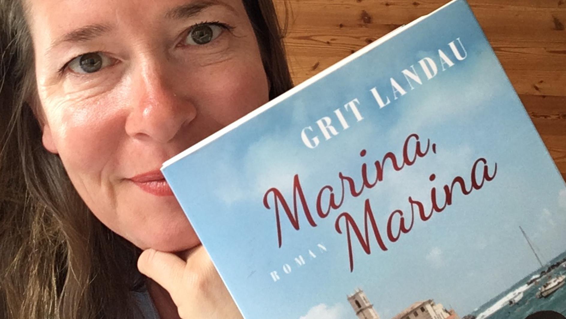 "Release Day - Grit Landau: ""Marina, Marina"""