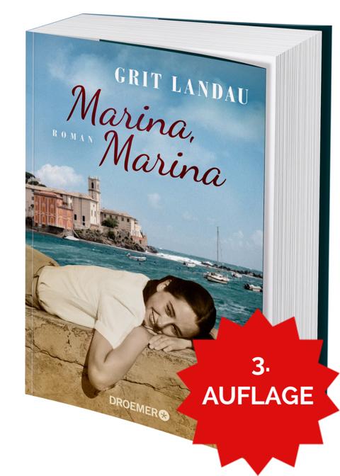 "Grit Landau: ""Marina, Marina"" (Droemer)"