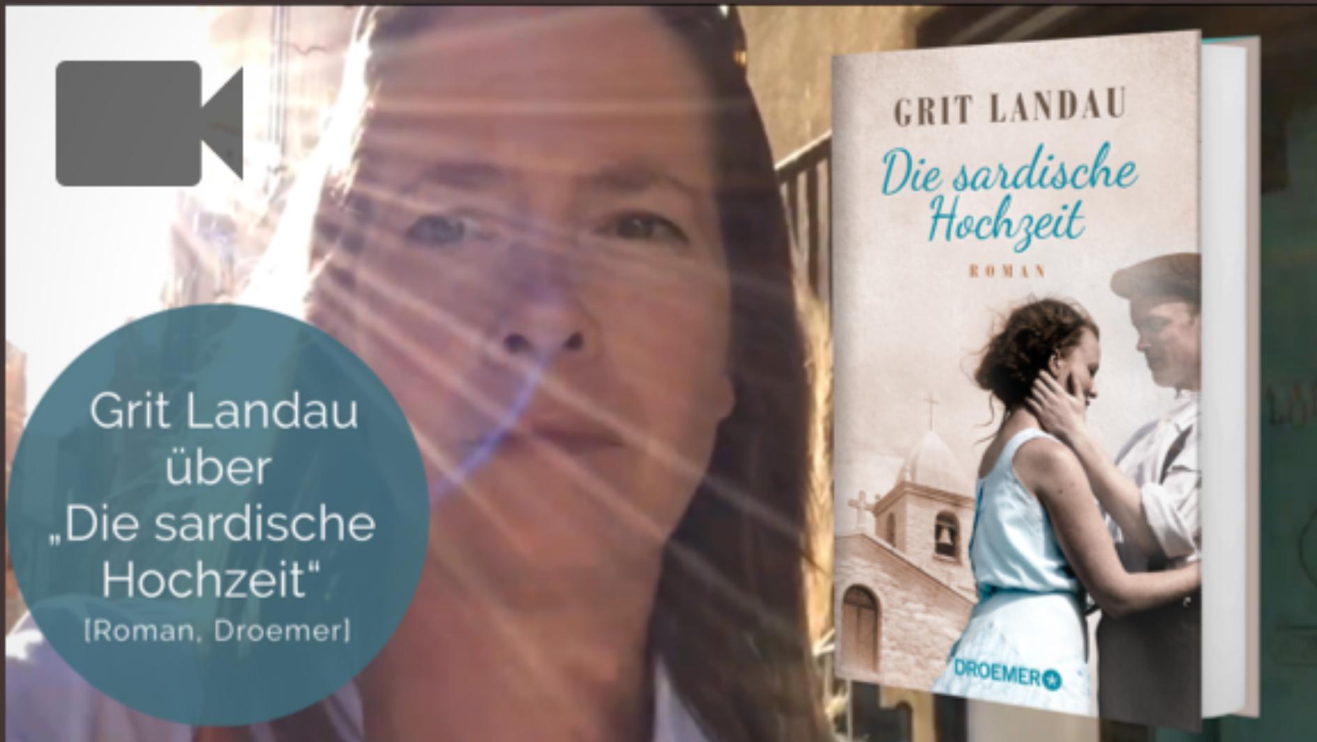 """Making-of-Film zu """"Die sardische Hochzeit"""" (Sardinien-Roman, Droemer)"""