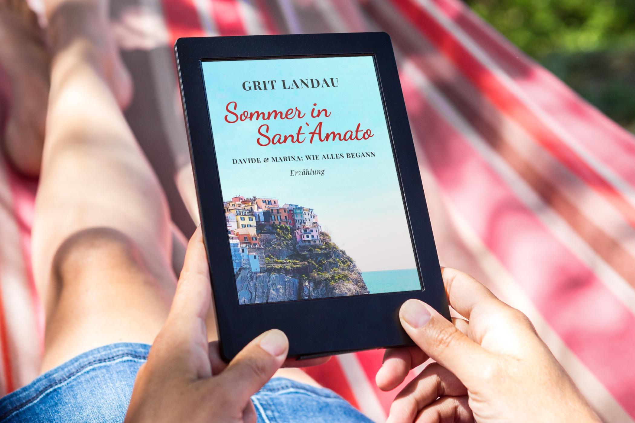 """Sommer in Sant'Amato"" als Gratis-Ebook"