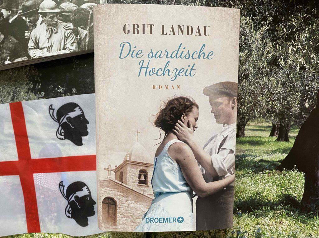 """Grit Landau: """"Die sardische Hochzeit"""" (Sardinien-Roman, Droemer)"""