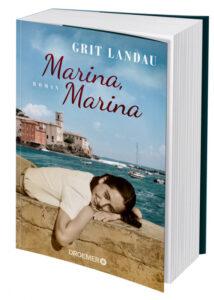 """Der Riviera-Roman """"Marina, Marina"""" von Grit Landau (Droemer 2019)"""